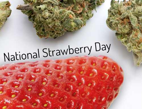 6 Strawberry Inspired Cannabis Products to Try on National Strawberry Day